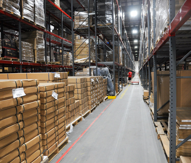 Competitive Warehouse Space