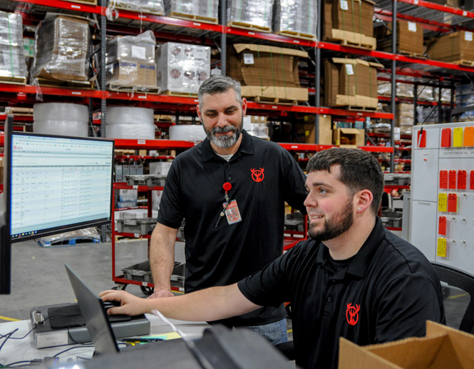 The Red Stag Fulfillment Story