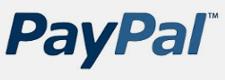 Paypal integration logo