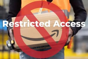 Amazon Restricted Access