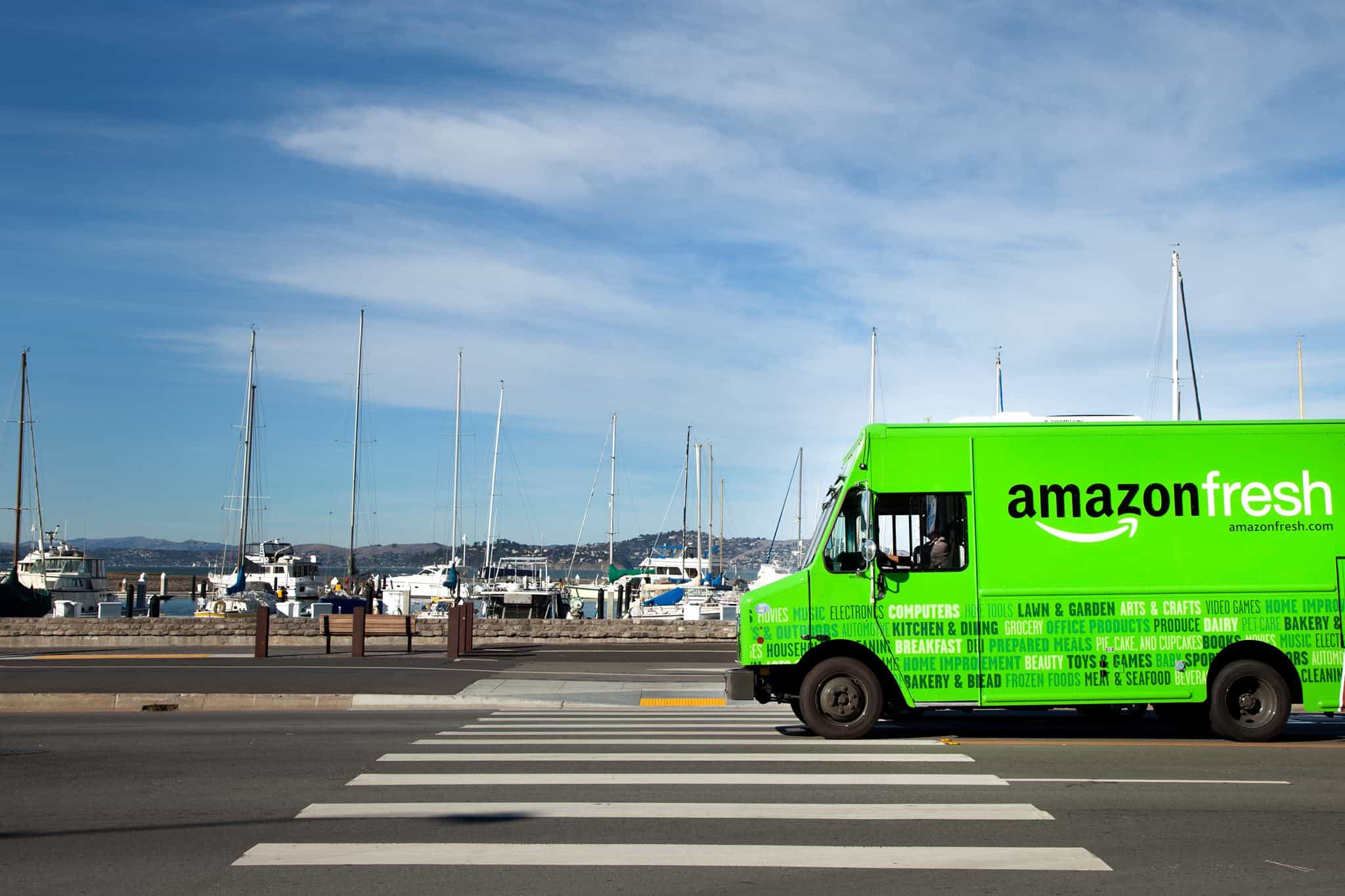 Amazon Fresh Food Fulfillment Service