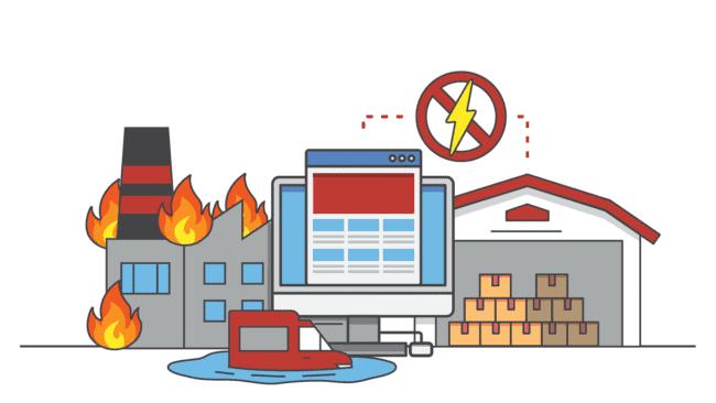 eCommerce business continuity
