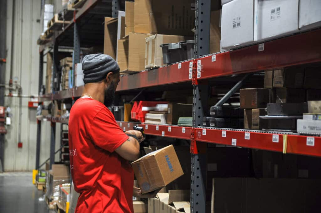 Clear SKUs prevent inventory shrinkage