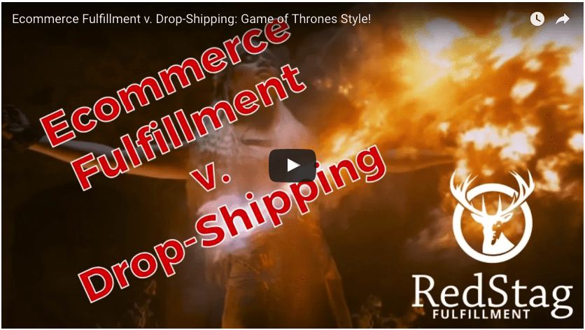 Ecommerce fulfillment v dropshipping