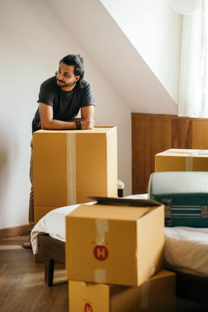 how to pack furniture