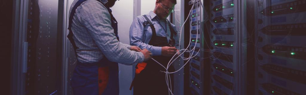 3PL provider power backups