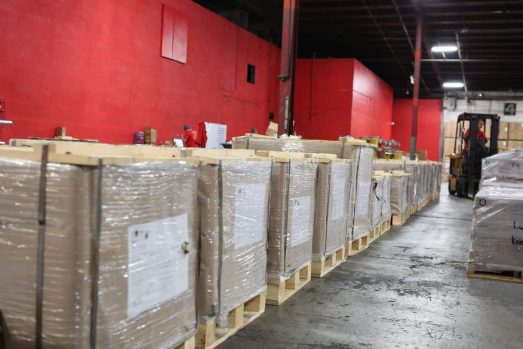 Red Stag Fulfillment Inventory Management