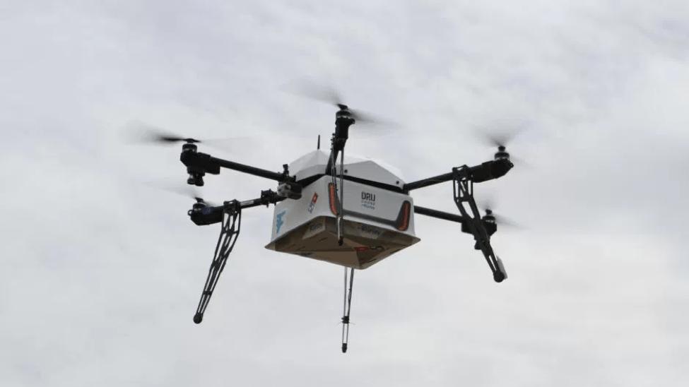 Domino's Pizza Drone