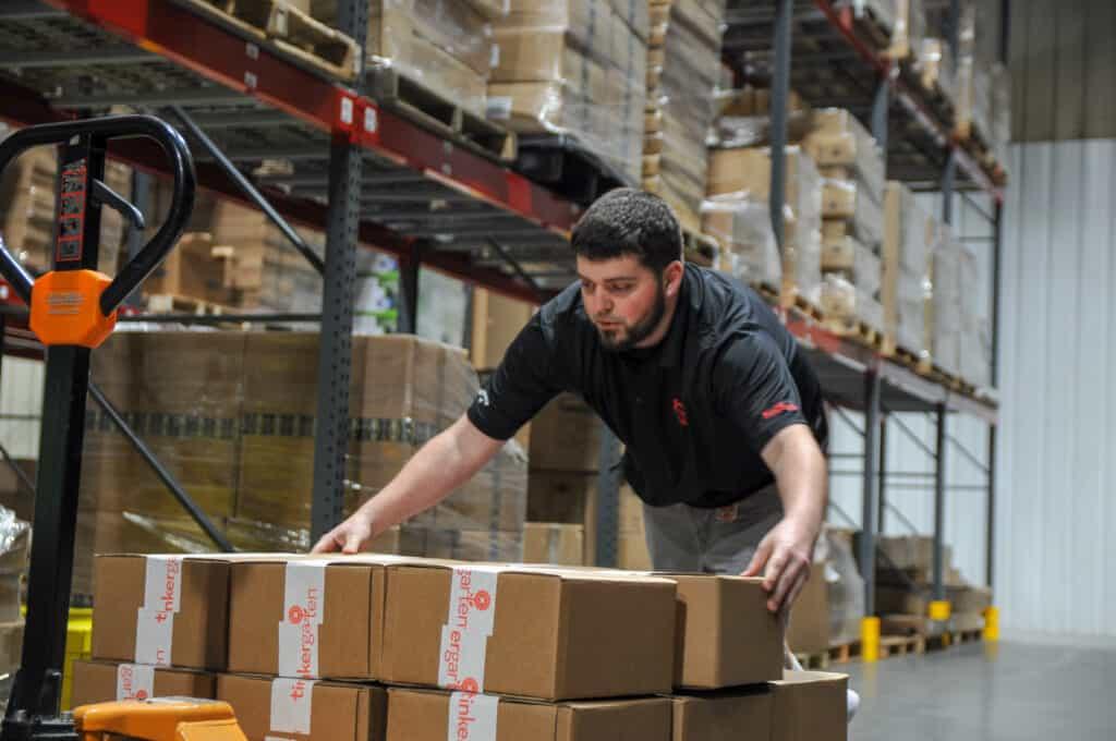 third-party logistics