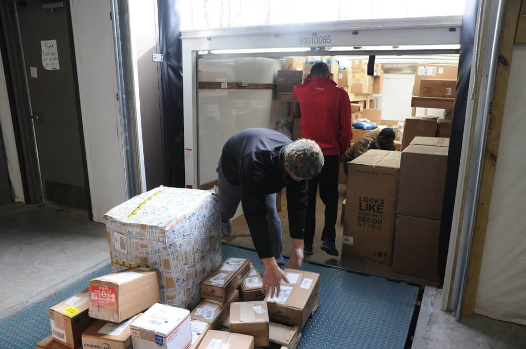 ebay fulfillment warehouse space