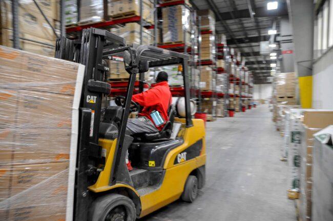 Reverse logistics solutions