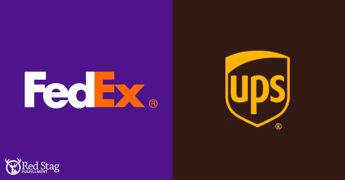 Fedex Ups 2020 Shipping Rate Increases Include Major Changes Red Stag Fulfillment