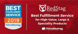 Best Fulfillment Services Award 2019