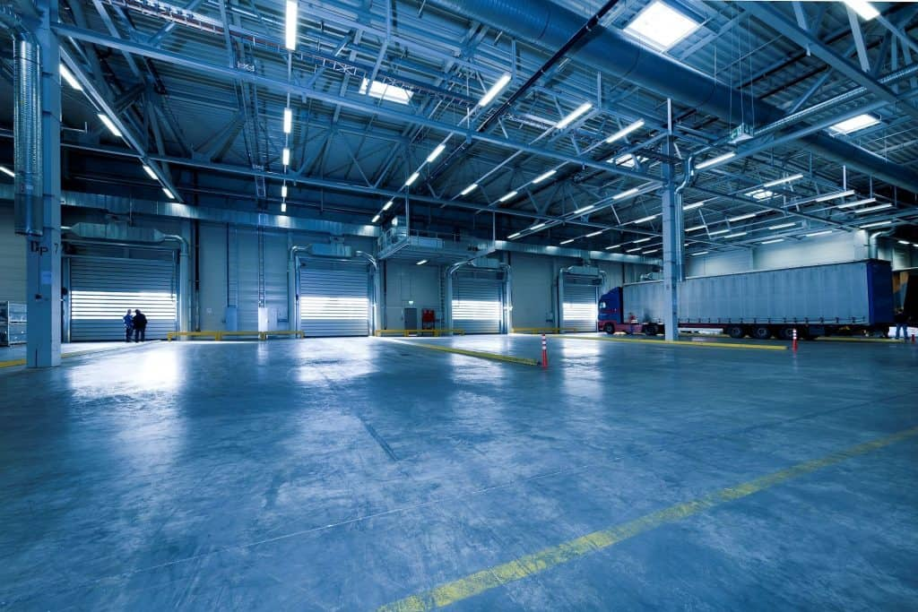 cross docking Storage warehouse