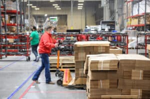 warehousing order fulfillment cost